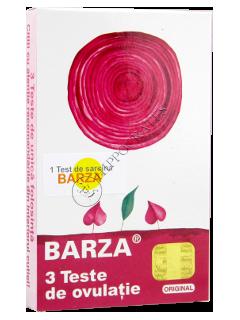 Тест на овуляцию BARZA GOLD 3+1