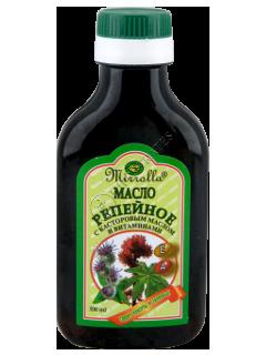 Репейное масло с касторовым маслом