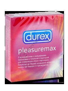 Дюрекс Pleasuremax стимуляция обоих партнёров
