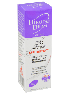 Биокон Гирудо Дерм Anti Age BIO ACTIVE MULTIEFFECT крем для лица