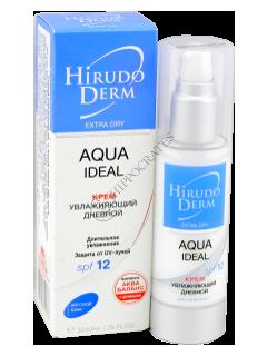 Биокон Гирудо Дерм Extra-Dry AQUA IDEAL для лица увлажняющий дневной