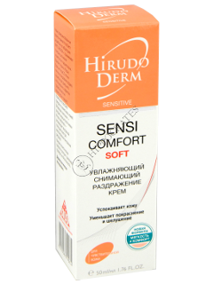 Биокон Гирудо Дерм Sensitive SENSI COMFORT SOFT крем для лица