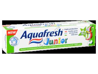 Зубная паста детская Аквафреш Junior 6 лет+