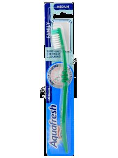 Зубная щетка Аквафреш Family