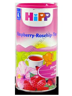 ХИПП Детский чай с малиной и шиповником (с 4 -ех месяцев) 200 гр /3815/