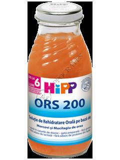 ХИПП Нектар из моркови с рисом и минералами (4 месяца)