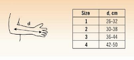 Ортопедический фиксатор руки тип Дезо 0110-01