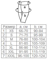 Шорты 0003 неопрен для фиксации и прогревания суставов таза (и похудения)