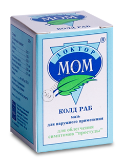 Doktor Mom Cold Rub