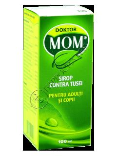 Doktor Mom Herbal Cough Syrup