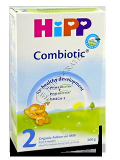 ХИПП 2 Комбиотик молоко (6 месяцев)