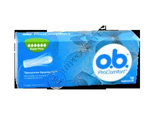 O.B.Super Plus Pro Comfort тампоны
