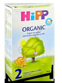 ХИПП 2 Органик молоко (6 месяцев)