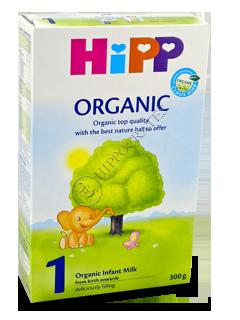 ХИПП 1 Органик молоко