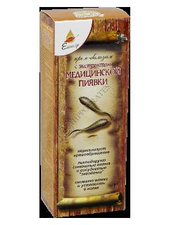 Эликсир Рецепты Старины крем-бальзам  с экстрактом медицинской пиявки
