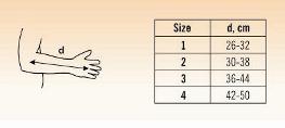 Ортопедический фиксатор руки 0110