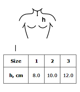 Фиксатор 0411 для шейного отдела позвоночника мягкий