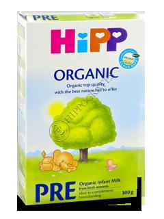 ХИПП пре-ХИПП органик молоко (1 день)