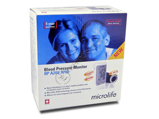 Микролайф BP A 200 AFIB тонометр автомат