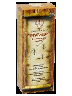 Эликсир Рецепты Старины Муравьевит крем-бальзам с муравьиной кислотой