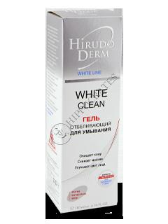 Biokon Hirudo Derm White Line WHITE CLEAN gel pentru spalarea fetei