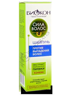 Биокон Сила Волос шампунь против выпадения волос