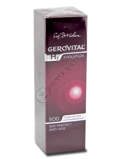 Gerovital H3 Evolution ser perfect anti-age (45+)