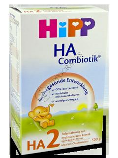 ХИПП НА 2 Комбиотик с Молоком с 4 месяцев