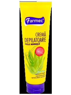 Фармек крем для депиляции для нормальной кожи 150 мл
