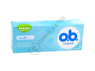 O.B.Super Plus Original тампоны