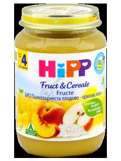 ХИПП Пюре из зерновых с фруктами (4 месяца)