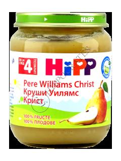 ХИПП Пюре фруктовое Груша Williams (4 месяца)