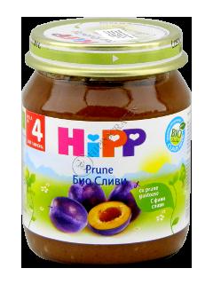 ХИПП Пюре фруктовое Слива (4 месяца)