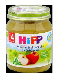 ХИПП Пюре фруктовое Первое яблоко ребёнка (4 месяца)