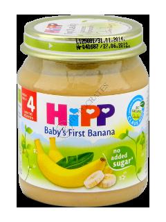 ХИПП Пюре фруктовое первый Банан (4 месяца)