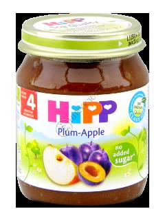 ХИПП Пюре Слива с яблоком (4 месяца)