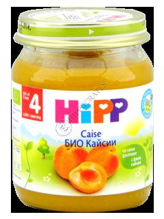 ХИПП Пюре фруктовое Абрикос (4 месяца)