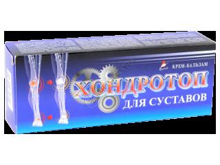 Эликсир Хондротоп крем-бальзам для суставов