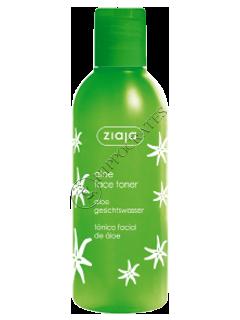 Зиажа Aloe тоник для  лица для сухой и нормальной  кожи