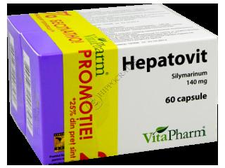 Hepatovit promotie