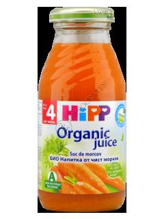 ХИПП Сок морковный (4 месяца)