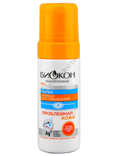 Биокон Проблем.кожа Пенка для умывания