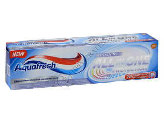 Зубная паста Aquafresh ALL in ONE Whitening protection