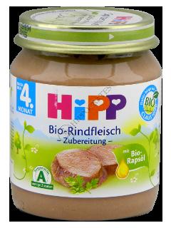 HIPP Мясо BIO телятина
