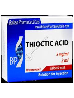 Tioctic acid