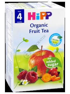 ХИПП Чай орг. в пакетиках - фруктовый (4-ти мес)