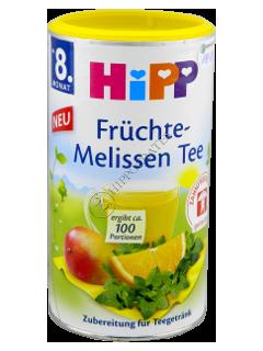 ХИПП Чай мелиса с фруктами  ( 8- ти мес)