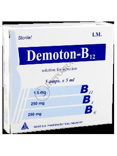 Демотон - Б12