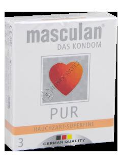 Prezerv MASCULAN Pur (superfine)