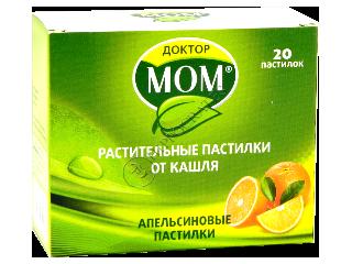 Доктор Мом апельсин